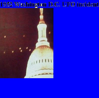 E-Book 1952 Washington DC UFO invasion